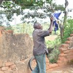 The Water Project: Kithumba Community D -  Hanging Clothes