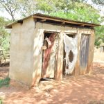 The Water Project: Kithumba Community D -  Latrine