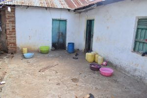 The Water Project:  Water Storage Containers In Household