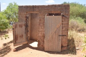 The Water Project:  Latrine And Bathroom