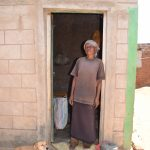 The Water Project: Kathonzweni Community A -  Standing In Kitchen Doorway