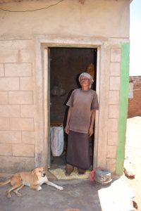 The Water Project:  Standing In Kitchen Doorway