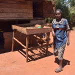 The Water Project: Ngitini Community E -  Dish Drying Rack