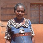 The Water Project: Ngitini Community E -  Jane Mutheke