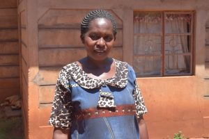 The Water Project:  Jane Mutheke