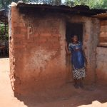 The Water Project: Ngitini Community E -  Standing In Kitchen Doorway