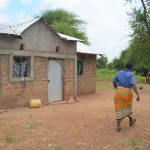 The Water Project: Wamwathi Community A -  Compound