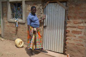 The Water Project:  Martha Muitho