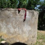 The Water Project: Kyamwao Community A -  Decomissioned Water Storage Tank