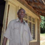 The Water Project: Kyamwao Community A -  Mbithi Matheka