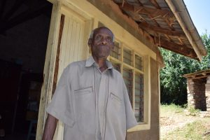 The Water Project:  Mbithi Matheka