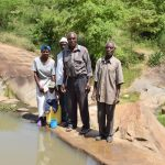 The Water Project: Kyamwao Community A -  Shg Members