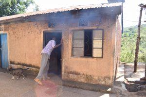 The Water Project:  Closing Kitchen Door