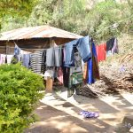 The Water Project: Kithumba Community E -  Clothesline
