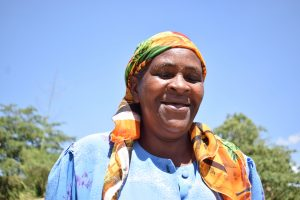 The Water Project:  Hannah Kasiola