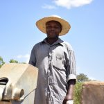 The Water Project: Mitini Community -  John Kyalo Wambua