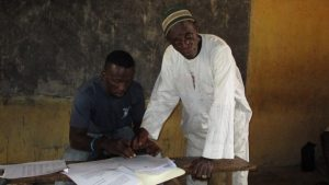 The Water Project:  Pa Kolleh Kamara