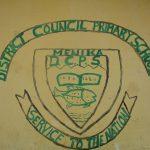 The Water Project: Lokomasama, Menika, DEC Menika Primary School -  School Sign
