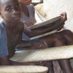 The Water Project: Lokomasama, Menika, DEC Menika Primary School -  School Materials