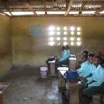 The Water Project: Lokomasama, Menika, DEC Menika Primary School -  Students Inside Class Room
