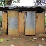 The Water Project: SLMB Primary School -  Latrine