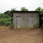 The Water Project: Mahera, SLMB Primary School -  Latrine