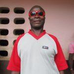 The Water Project: SLMB Primary School -  Mr Abdul Augustine Kamara