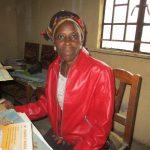 The Water Project: SLMB Primary School -  Mrs Rosaline Emmah Kamara