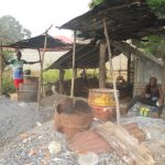 The Water Project: Mahera, SLMB Primary School -  Pot Makers