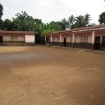 The Water Project: SLMB Primary School -  School Compound