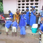 The Water Project: Mahera, SLMB Primary School -  Students
