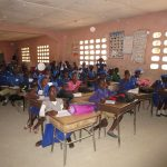 The Water Project: SLMB Primary School -  Students In Class