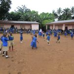 The Water Project: SLMB Primary School -  Students Playing