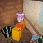 The Water Project: SLMB Primary School -  Water Storage