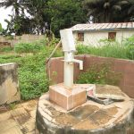 The Water Project: SLMB Primary School -  Well In Need Of Rehabilitation