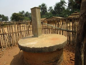 The Water Project:  Alternate Water Source Not Functioning