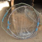 The Water Project: Lokomasama, Bompa, DEC Bompa Primary School -  Fishing Net