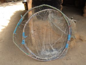 The Water Project:  Fishing Net