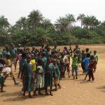 The Water Project: Lokomasama, Bompa, DEC Bompa Primary School -  Students Playing