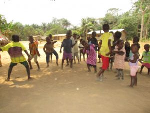 The Water Project:  Children Dancing