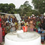 The Water Project: Lungi, Tonkoya Village -  Dedication Ceremony