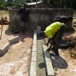 The Water Project: Lungi, Tonkoya Village -  Drainage