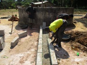 The Water Project:  Drainage