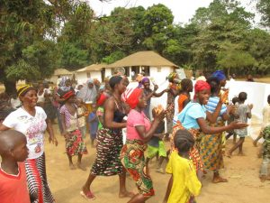 The Water Project:  Singing And Dancing