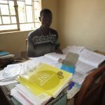 The Water Project: Lungi, Komkanda Memorial Secondary School -  Abdul A Koroma School Principal