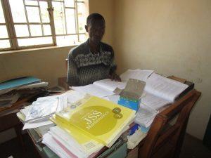 The Water Project:  Abdul A Koroma School Principal