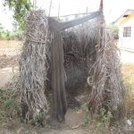 The Water Project: Lungi, Komkanda Memorial Secondary School -  Bath Shelter