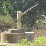 The Water Project: Lungi, Komkanda Memorial Secondary School -  Main Water Source