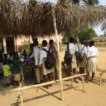 The Water Project: Lungi, Komkanda Memorial Secondary School -  School Canteen