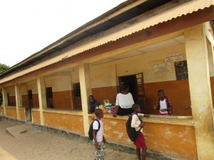 The Water Project:  Community School Building